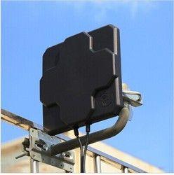 4G Antenne Panneau Extérieur 18dbi à Gain Élevé 698-2690 MHz 4G LTE antenne Directionnelle MIMO Antenne Externe pour Sans Fil Routeur