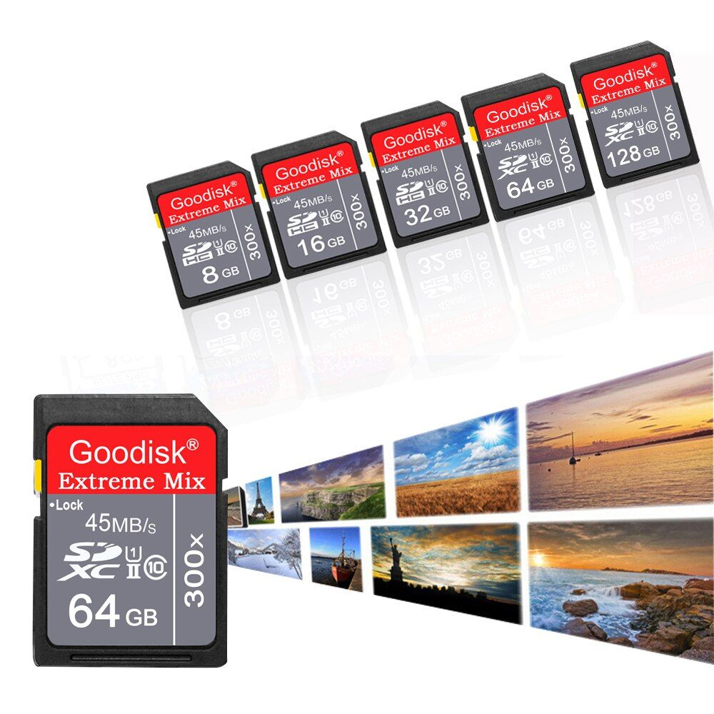 SAM05 NEW 64G Memory Card 128G 32G SD Cards 16G microsd 256g tf / micro sd card class10 8G usb flash memary