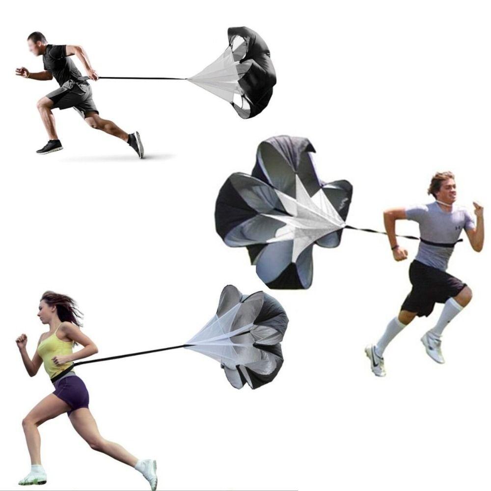 Регулируемый Бег сопротивление парашюта для Мощность Скорость Бег Скорость перетащите парашют физическая подготовка оборудования