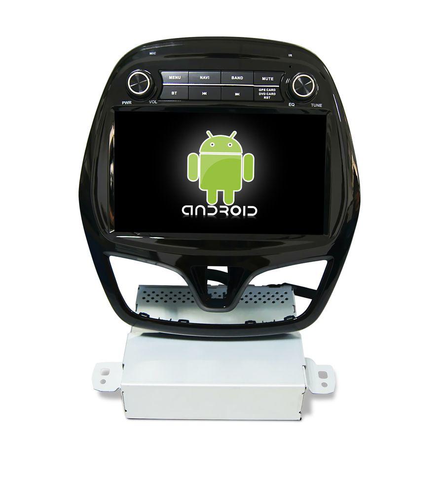 Navirider Android 8.1.0 octa core auto dvd player für Chevolet Funken auto zubehör gps navigation radio multimedia stereo HU