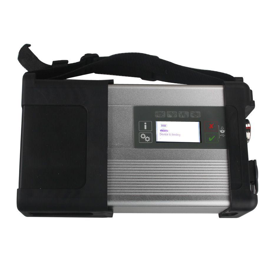 V2019.03 MB SD Verbinden Kompakte 5 MB Star C5 Diagnose für Mercedes Benz Autos Lkw WiFi Version DTS Monaco Vediamo software