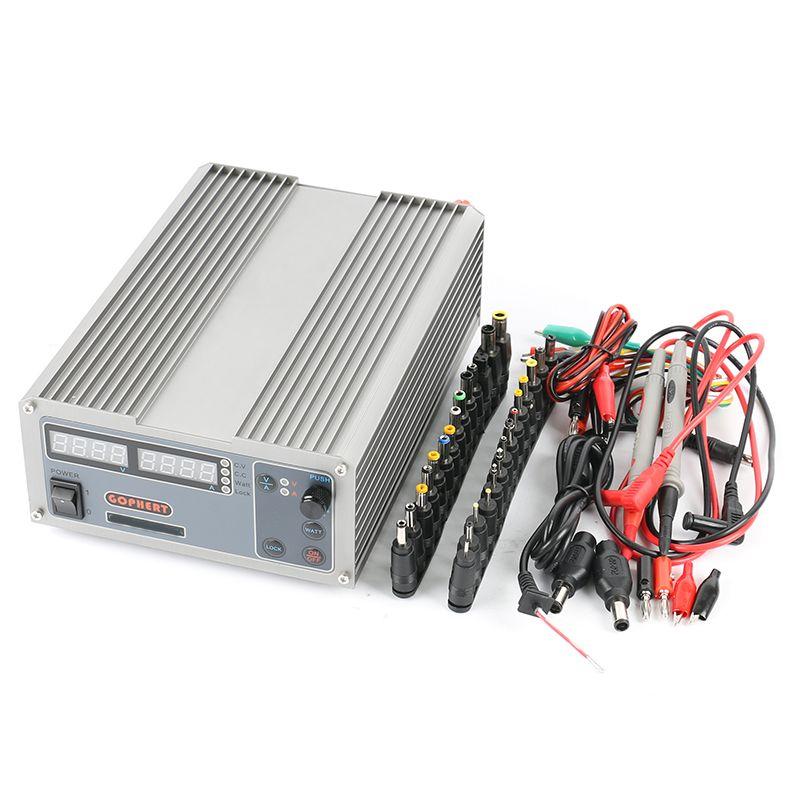 CPS-6011 Mini Einstellbare Kompakte Digital DC Stromversorgung 60 V 11A Labor Stromversorgung + DC Jack Set für Handy Reparatur