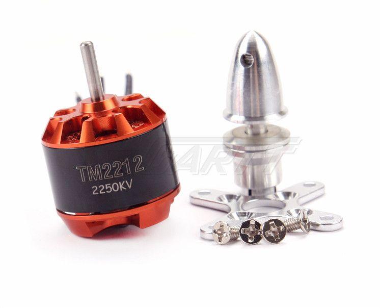Freeshipping GARTT TM 2212 2250KV Brushless Motor For Multirotor Quadcopter Hexa