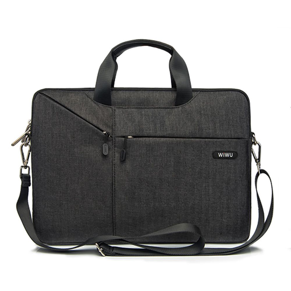 WIWU Laptop Bag for Xiaomi Mi Notebook Pro 15.6 Waterproof Nylon Computer Bag for Dell XPS 15 Laptop Case Bag for MacBook Air 13
