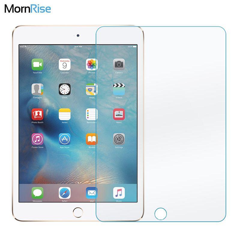 Neue 0,33mm 9 H Full Screen Für Apple iPad mini 4 Gehärtetem glas Folie auf Für iPad mini4 Schutz Saver