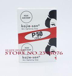 65g Kojie San Peau Blanchiment Lightening Blanchiment Kojique Acide Savons À La Glycérine Livraison Gratuite 1 pc pas 1 boîte!