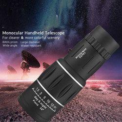 2019 Baru Bermata Teleskop 16X52 66 M/8000 M Zoom Telescopio HD Monoculars Spotting Scope Teleskop Malam visi Kualitas Tinggi