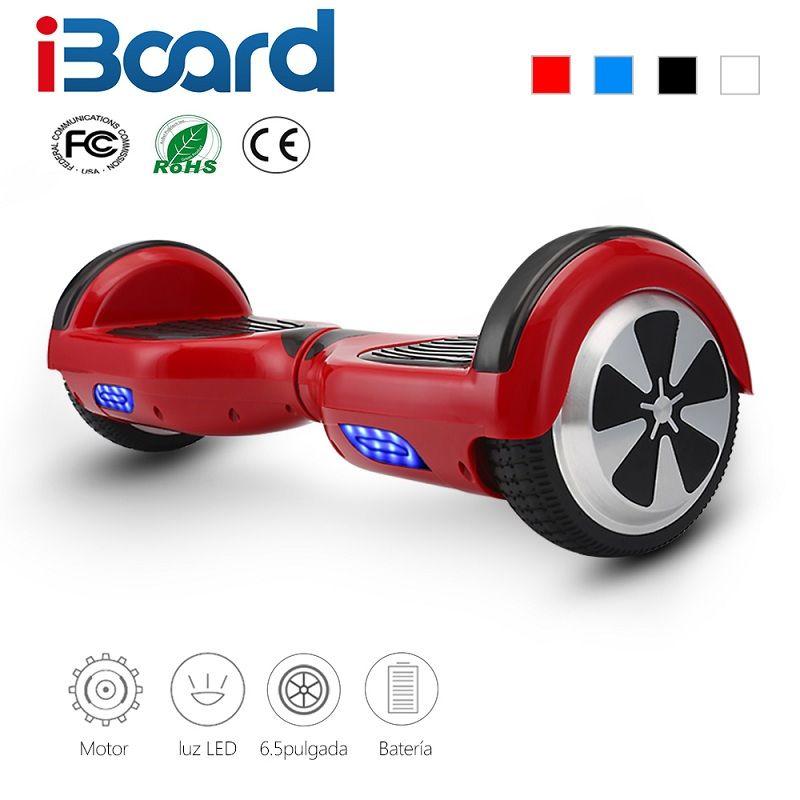9 Farben 6,5 Zoll Hoverboard Zwei Rädern Selbst Balance Roller Schwebebrett Mit Tragetasche UL Zertifiziert