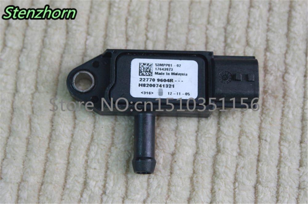 Stenzhorn 227709604R,22770 9604R,H8200741321,53MPP01-02,17643973 case For Renault intake pressure sensor