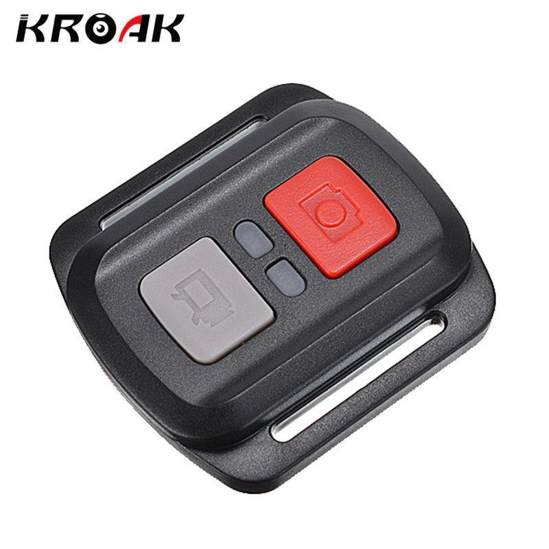 Universal 2.4G Wireless Remote Control Splashproof Fit For EKEN H8R, H9R sport camer Sport Action Camera