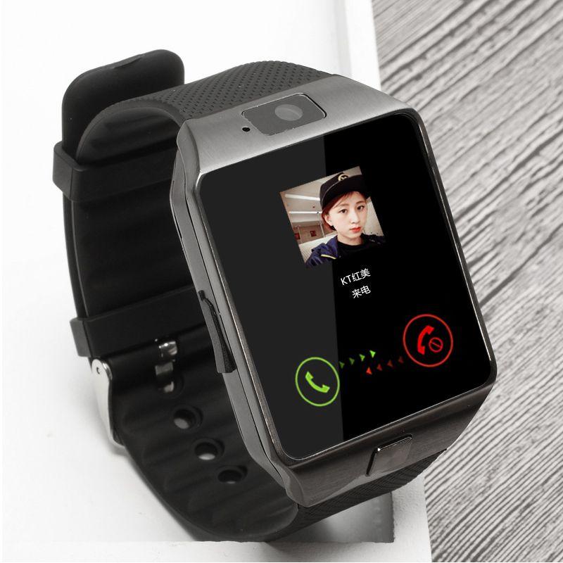 Baggee Bluetooth Smart часы Поддержка sim-карта TF наручные часы для Android и IOS Телефон Камера шагомер PK dz09 gt08 Для мужчин или Для женщин