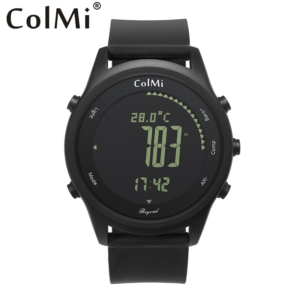 ColMi Smart Watch Beyond Bluetooth Smart Watches for Men Waterproof Pedometer Fitness Tracker Smartwatch with Remote Camera for