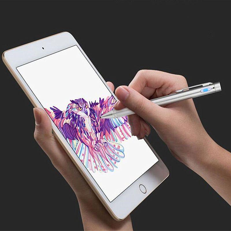 Active Pen Capacitive Touch Screen For Apple iPad mini 4 3 2 1 mini4 ipad mini3 mini2 Pen Stylus Tablet High-precision NIB 1.4mm
