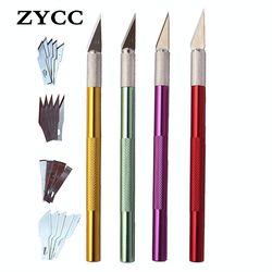 1 PC couteau à Découper Sculpture Sur Bois Outils Fruits Alimentaire Artisanat Sculpture Gravure couteau Scalpel Coupe BRICOLAGE papeterie Outil