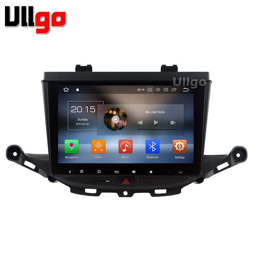 9 inch 4GB RAM Android 8.0 Car Head Unit for Opel Astra K 2016 2017 Autoradio GPS Car Stereo with BT Radio RDS Mirrorlink Wifi