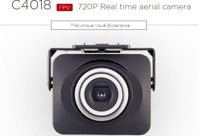 MJX C4018 PFV WIFI Caméra 1.0MP 720 p HD Caméra Drone Partie pour MJX X101 X102 X104 X600 RC Quadcopter C4008 Amélioré F18747