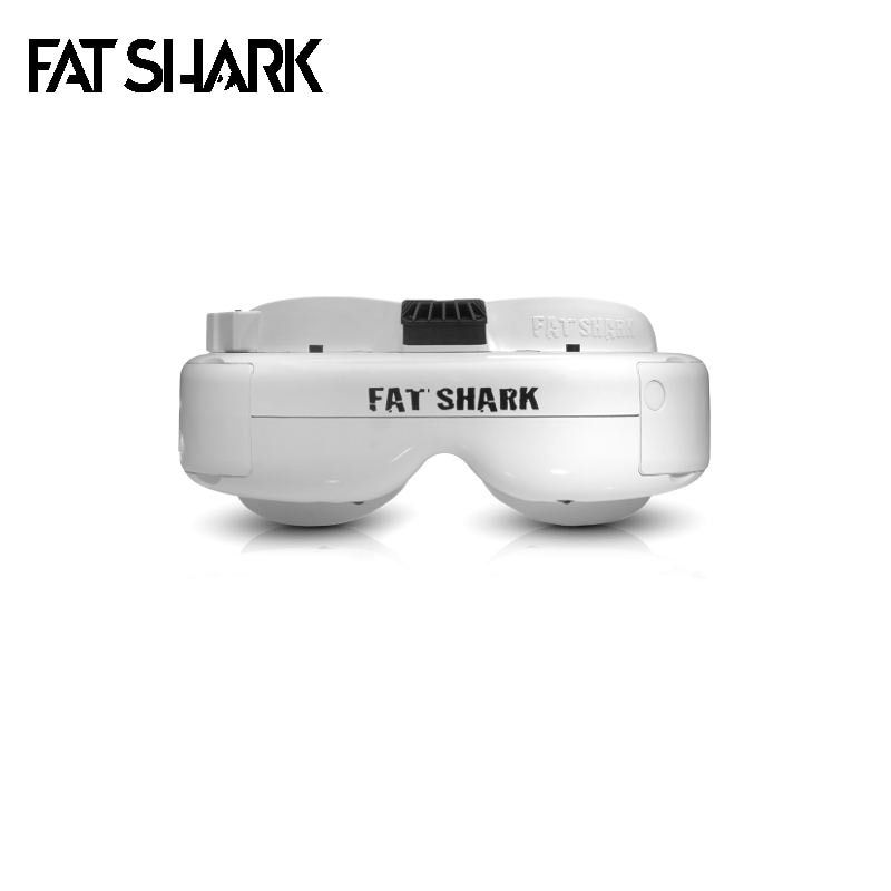 Fatshark Dominator HD3 Core 3D FPV Goggles with HDMI DVR Support Head Tracker For RC Drone Multicopter DIY Part Accessories