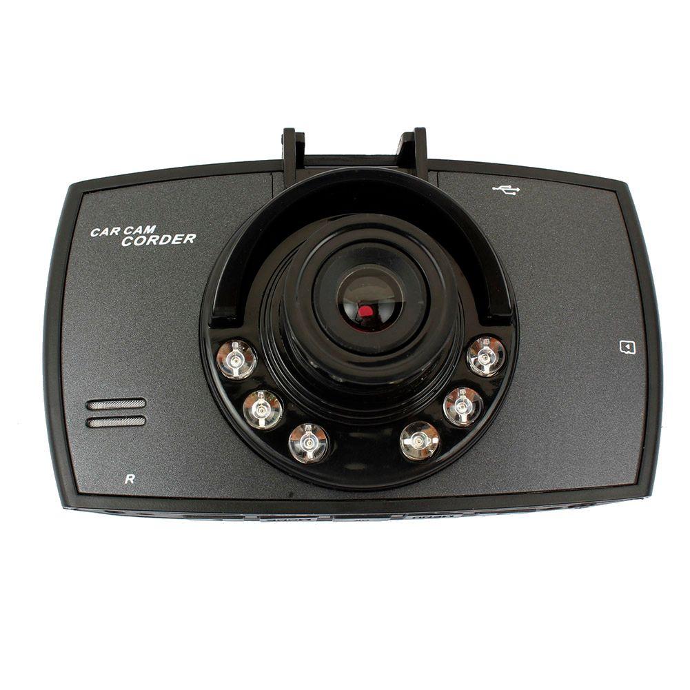 2.4 Car Camera G30 Full HD 1080P Car DVR Video Recorder 120 Degree <font><b>Wide</b></font> Angle Motion Detection Night Vision Dash Cam