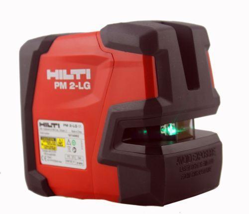 Hilti laser-niveau PM 2-LG Linie laser Laser line Grün laser linie