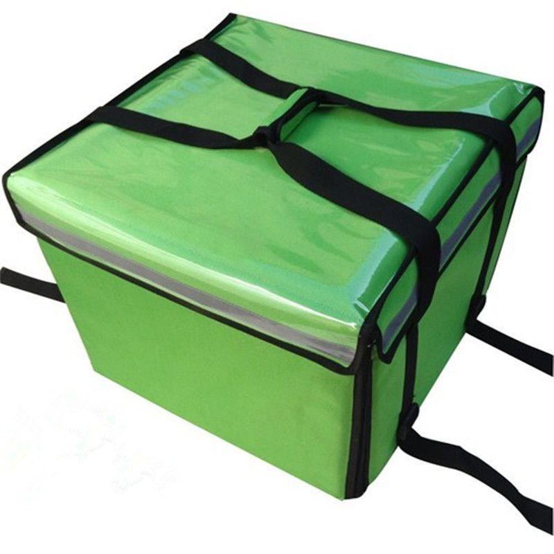 KUNDUI suitcase large food beverage car trunk refrigerator insulation families waterproof valiz hot lunch bag cooler bag 81L