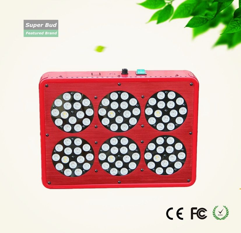 Apollo 6 450W full spectrum LED grow light lens for agriculture greenhouse jardin hydroponics indoor grow tent/ box plant lamp