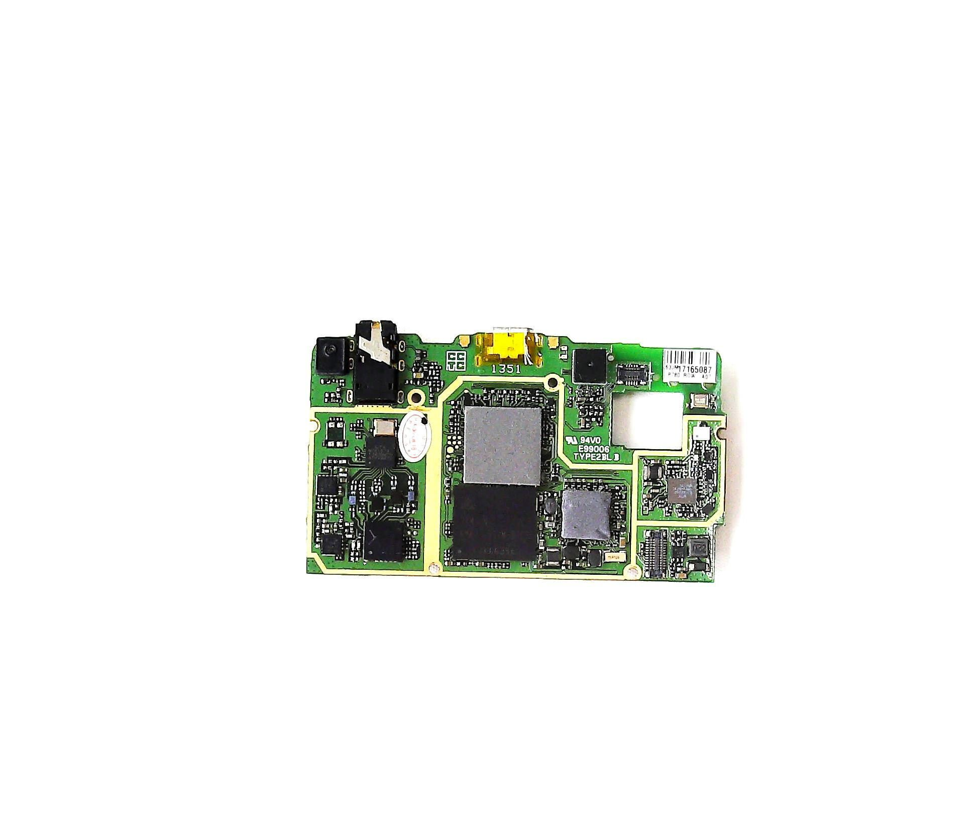 used motherboard mainboard board for Lenovo p780 cell phone 8GB ROM Support Russia <font><b>language</b></font>