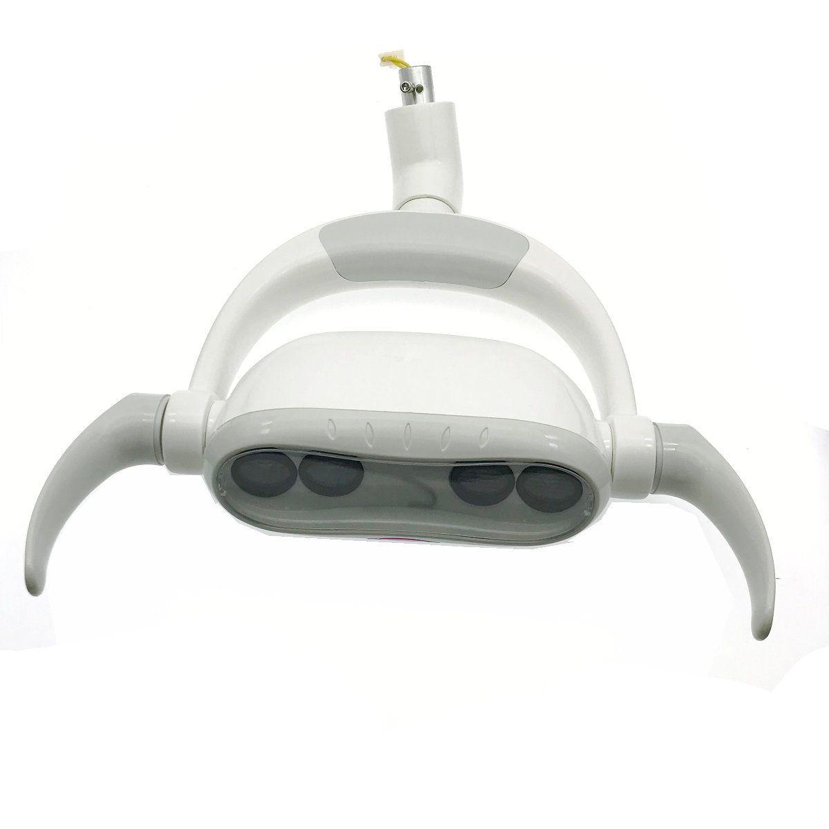 1set High quality Dental LED Oral Light LED Induction Lamp For Dental Unit Chair dental operation lamp joint size 22mm AC12V