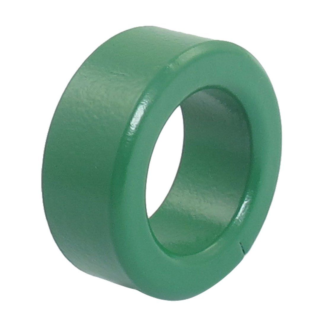 36mm Outside Dia Green Iron Inductor Coils Toroid Ferrite Cores