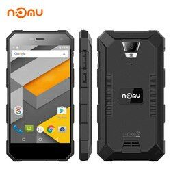 NOMU S10 5 Inch 4G LTE IP68 Waterproof Shockproof Smartphone Android 6.0 MTK MT6737T Quad Core 2+16G 13.0MP 5000mAh Mobile Phone