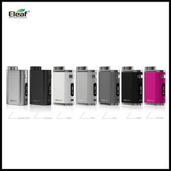 Eleaf iStick Pico 75w Battery Powered by 1pc 18650 Battery Compact Size Pico Box Mod VS Target Pro 75W Vape Kit Original Ones