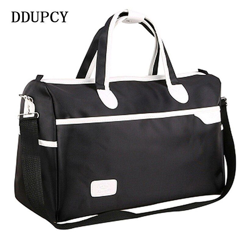DDUP 2017 New Style Fashion Women Travel Bags Large Capacity Men Luggage Waterproof  Portable Travel Bags Free Shipping