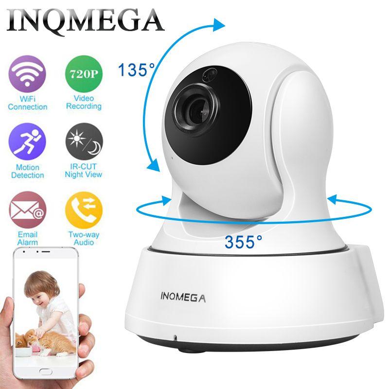INQMEGA 720 P de Sécurité baby monitor Caméra IP WiFi de Sécurité À Domicile CCTV Caméra avec Night Vision Two Way Audio P2P À Distance vue