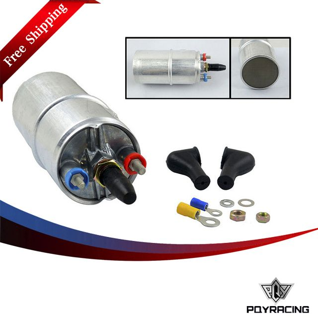 PQY RACING Free shipping- High Power Racing Fuel Pump for AUDI 200 Avant (44,44Q) replace for 0580254040/0 580 254 040