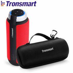 Оригинальное Tronsmart элемент T6 Динамик Bluetooth 4,1 Портативная колонка Беспроводной аудио приемник с динамиками USB AUX с сумкой