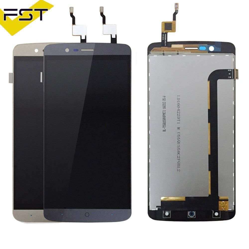 5.5 inch Touch Screen + 1920X1080 LCD Display Assembly Replacement for Android 5.1 version Elephone P8000