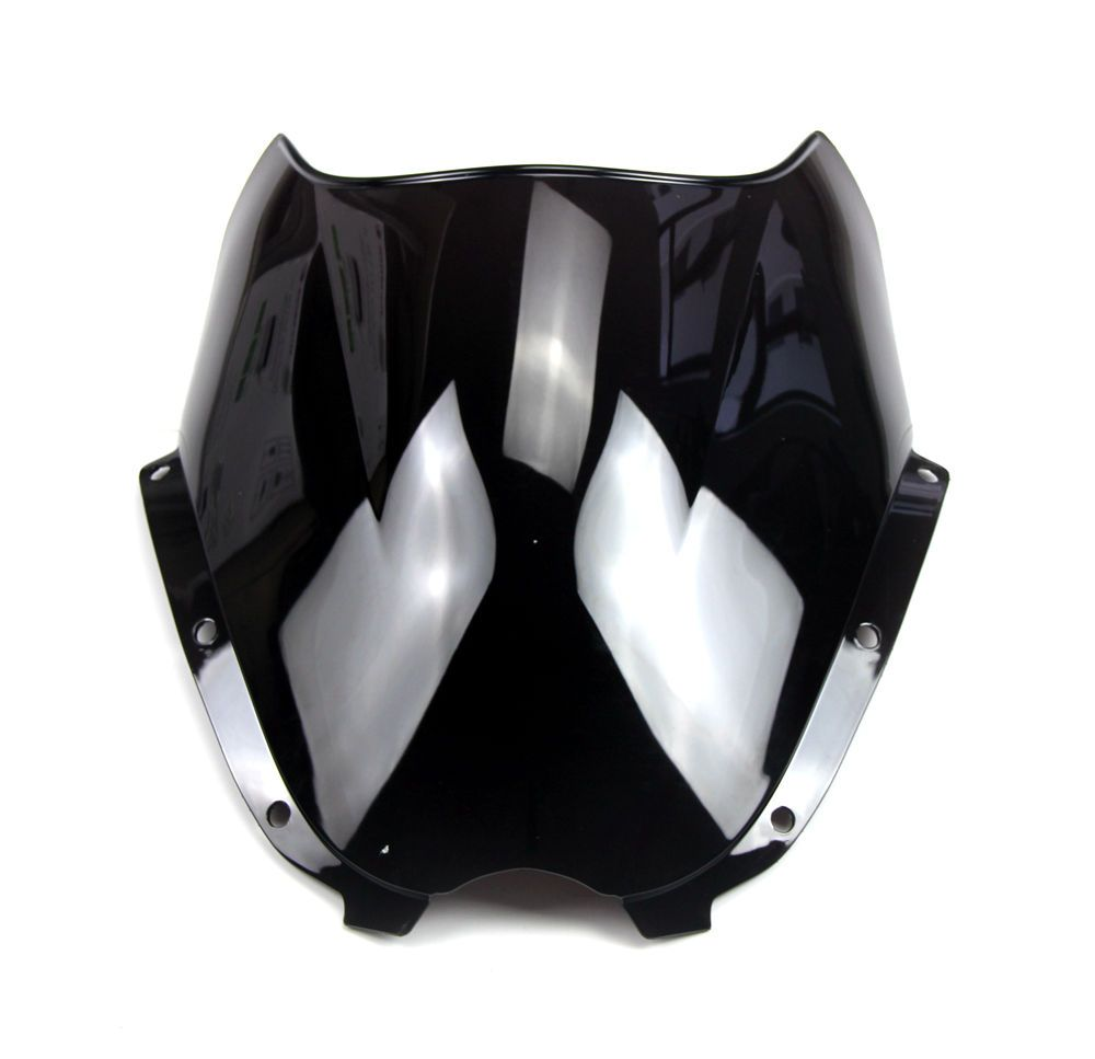 Motorcycle Black ABS Plastics WindScreen Windshield Deflectors For Hyosung GT125R GT250R
