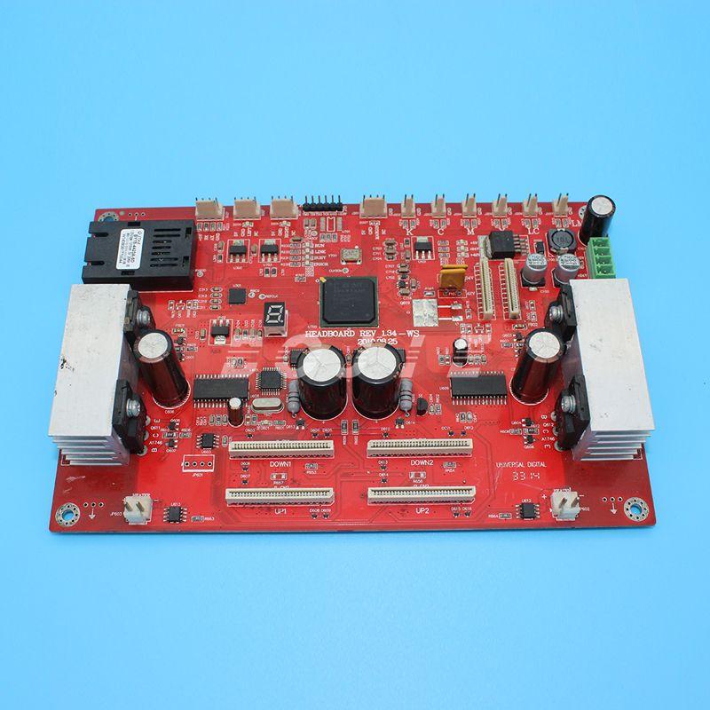 Plotter ersatzteile druckkopf board für Galaxy UD-16 rev 1,34