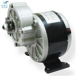 MY1016Z2 Permanent Magnet DC Deceleration Brush Motor 3300RPM MY1016Z2-250W DC 24V DC 36V Electric Bicycle Accessories