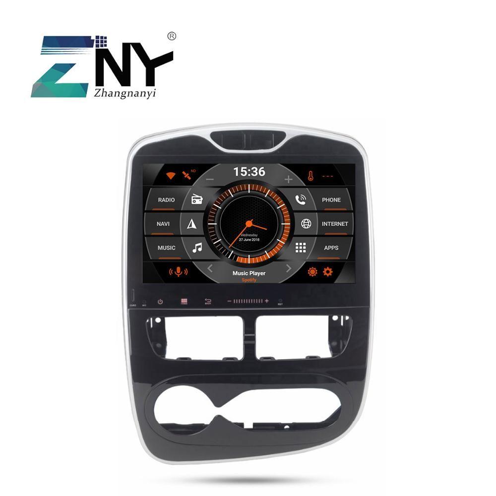 10,1 HD Android 9.0 Auto GPS Stereo Für Renault Clio 2013 2014 2015 2016 2017 2018 Auto Radio FM RDS wiFi BT Navigation Kein DVD