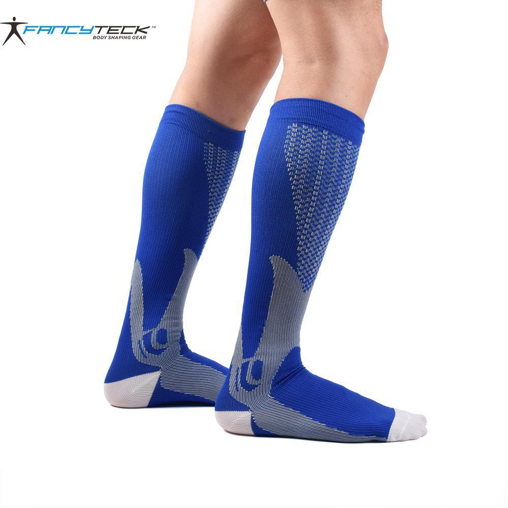Unisex Stressabbau Compression Socks Durchblutung Extreme Fit Compression Kreislauf Socken männer bein Abnehmen Socken