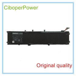 Asli Baru Genu 84Wh 4 GVGH 1P6KD akku Baterai untuk 5510 XPS 15 9550 serie