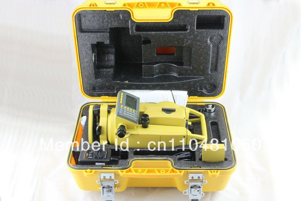 South Reflektorlos 300 mt laser Totalstation NTS-332R mit SD