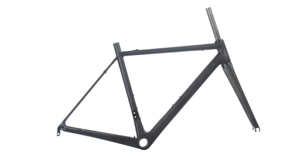 Super Light 840g and Stiffness road bike carbon frame for limited sale 50/52/54/56/58/60 CM