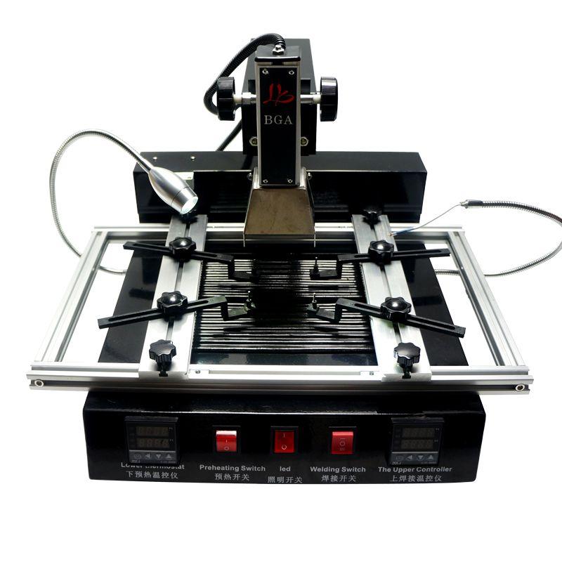 Soldering station LY M770 Infrared BGA rework machine motherboard repair tool