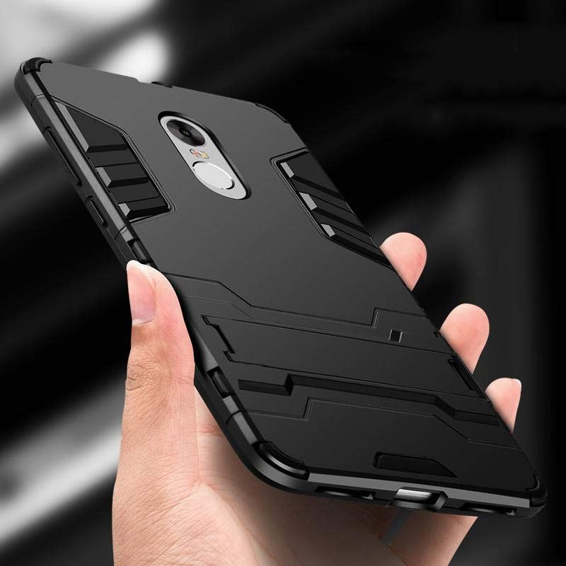 For Xiaomi Redmi Note 4 4X Case OLAF Armor ShockProof TPU+PC Kickstand Protection Back Cover Cases For Xiaomi Redmi 4 4X 4A Pro