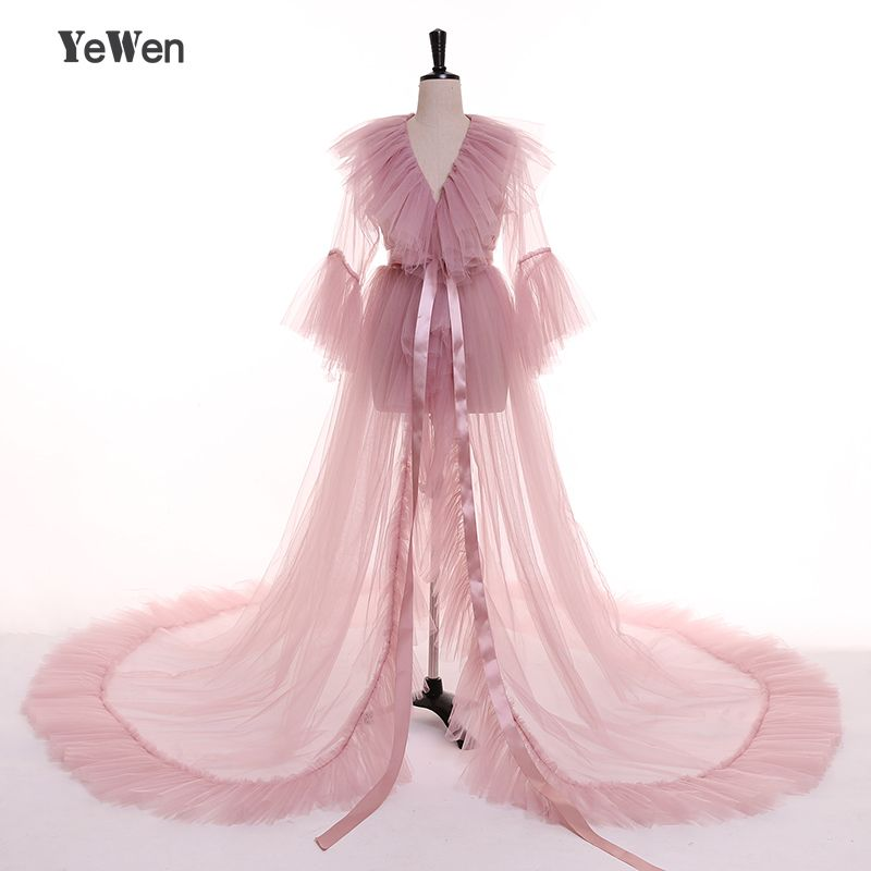 Sex Ivory Women Sleepwear See though 2018 wedding dresses Wedding night dress custom plus size bridal dresses for photosession