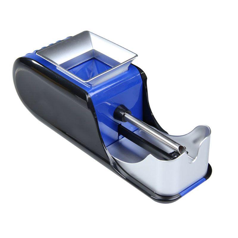 DC7.5V 3 W Machine à rouler le tabac électrique bricolage automatique Cigarette fumer rouleau fabricant facile à utiliser fumer outil EU plug