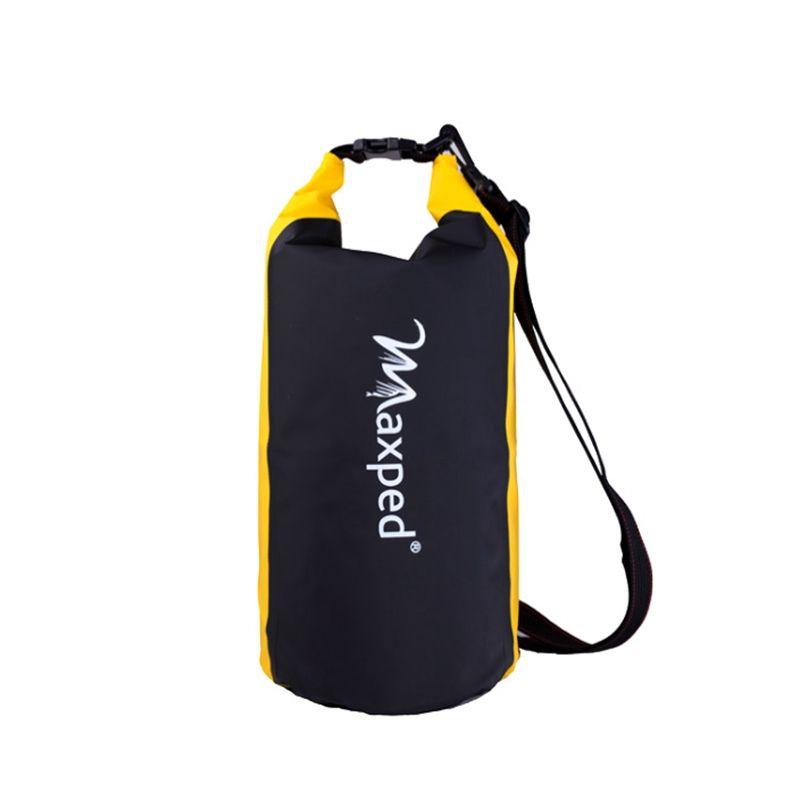 Sac de dérive en PVC sac étanche à sec sac à dos canoë Kayak Rafting sacs de rangement flottants Kits de voyage pliants dédouanement