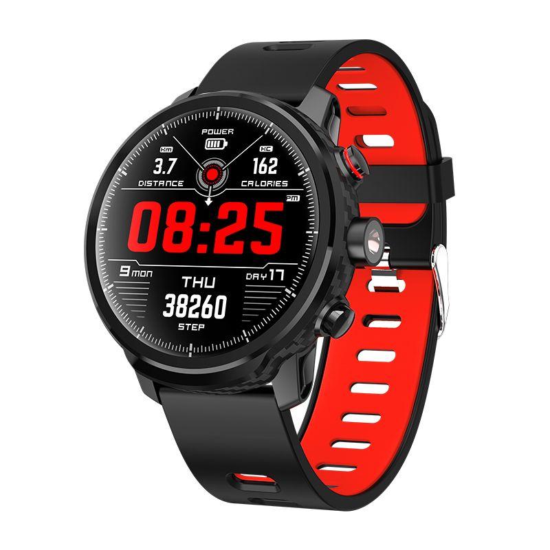 L5 Smartwatch Bluetooth Männer Smart Uhr Sport Ip68 Wasserdicht Mehrere Sport Modus Lange Standby Anruf Erinnerung Uhr Frauen