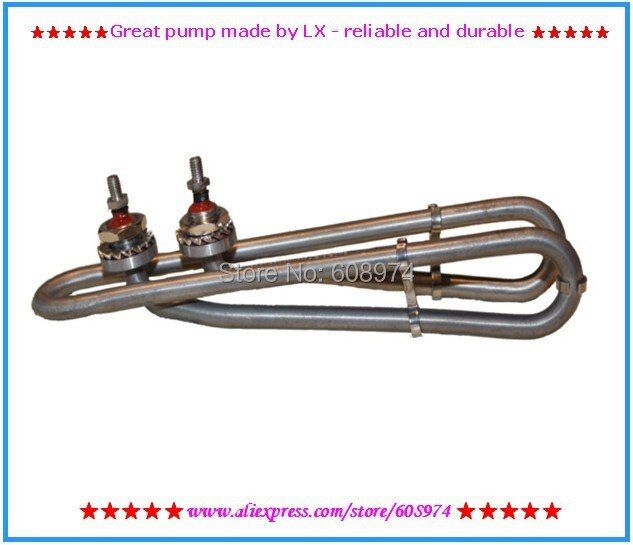LX H30-R1 R2 R3 heizelement whirlpool spa 3KW China fitting H30-R1/H30-R2/H30-R3